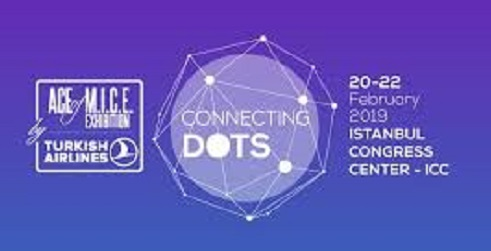 ACE of M I C E  Exhibition by Turkish Airlines 2019: Connecting dots